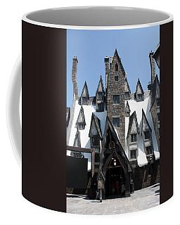 3 Broom Sticks Coffee Mug