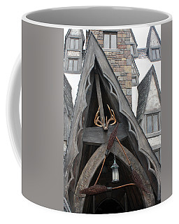 3 Broomsticks Coffee Mug by David Nicholls
