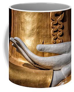 Buddha Hand Coffee Mug