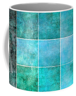 3 By 3 Ocean Coffee Mug