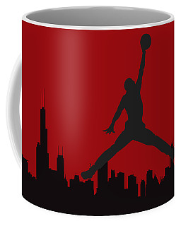 Chicago Bulls Coffee Mug