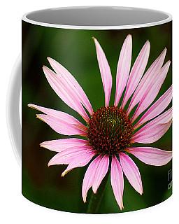 Coffee Mug featuring the photograph Coneflower - Echinacea by Lisa L Silva