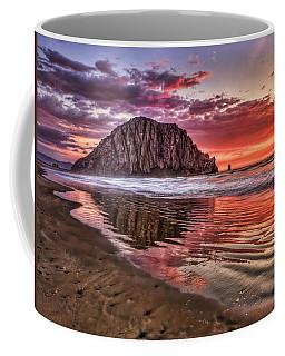 Crimson Sunset Coffee Mug