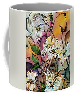Dance Of The Dogwoods Coffee Mug