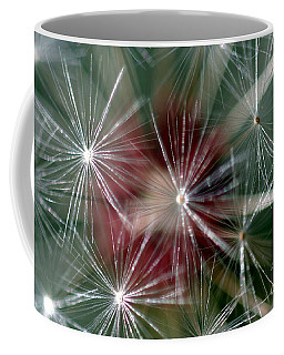 Coffee Mug featuring the photograph Dandelion Seed Head by Henrik Lehnerer