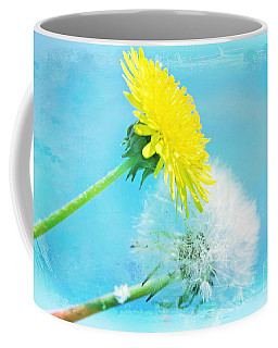 Dandelions Coffee Mug