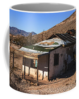 Death Valley Coffee Mug by Muhie Kanawati