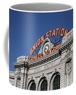 Denver - Union Station Coffee Mug