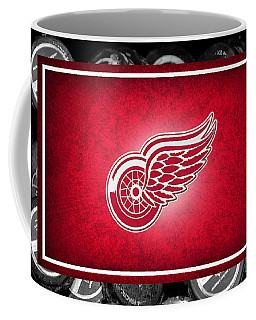 Detroit Red Wings Coffee Mug