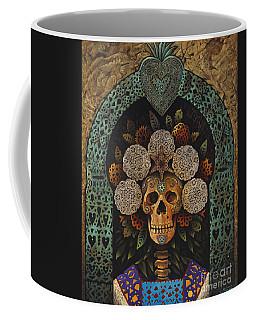 Dia De Muertos Madonna Coffee Mug