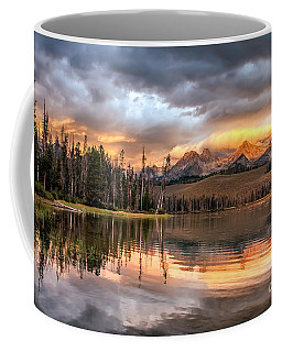 Golden Sunrise Coffee Mug