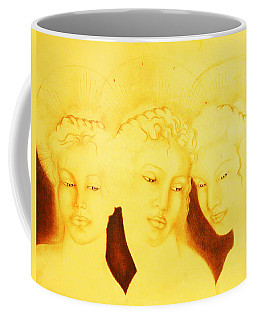 3 Graces Coffee Mug