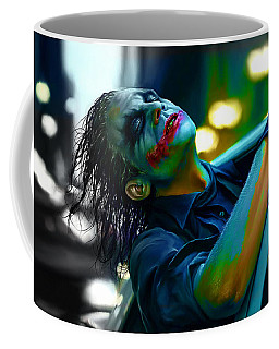 Heath Ledger Coffee Mug