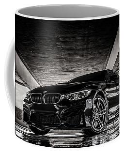 I Take Mine Black Coffee Mug by Douglas Pittman
