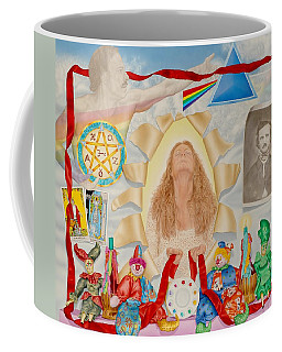 Invocation Of The Spectrum Coffee Mug