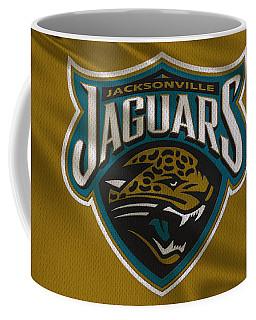 Jacksonville Jaguars Uniform Coffee Mug