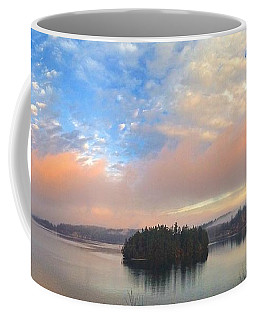 January Dawn Coffee Mug