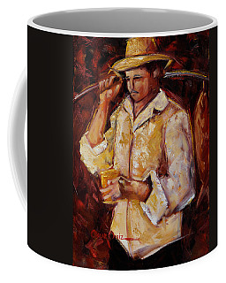 Jibaro De La Costa Coffee Mug