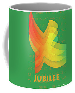 Jubilee Coffee Mug by Chuck Mountain