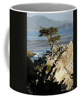 Lone Cypress Coffee Mug