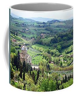 Madonna Di San Biagio Coffee Mug by Ellen Henneke