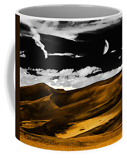 Night At The Great Sand Dunes Coffee Mug