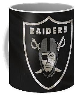 Oakland Raiders Uniform Coffee Mug