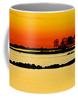 Ocean Beach Sunset Coffee Mug
