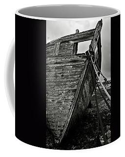 Old Abandoned Ship Coffee Mug