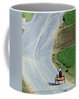 Onward And Upward Coffee Mug