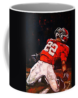 Passion And Glory Coffee Mug by Carole Foret