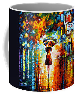 Rain Princess Coffee Mug