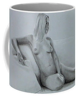 Relaxed Afternoon Coffee Mug by Joseph Ogle