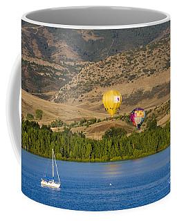 Rocky Mountain Balloon Festival Coffee Mug