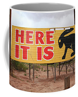 Route 66 - Jack Rabbit Trading Post Coffee Mug