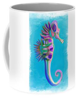 The Pretty Seahorse Coffee Mug