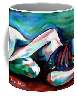Silent Solitude Coffee Mug by Helena Wierzbicki