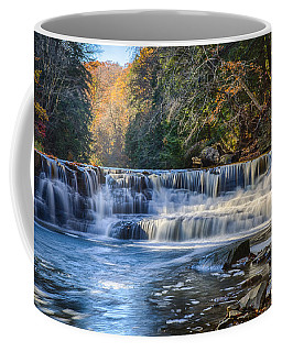 Squaw Rock - Chagrin River Falls Coffee Mug