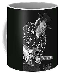 Guitarist Stevie Ray Vaughan Coffee Mug