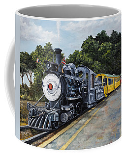 Sugar Cane Train Coffee Mug
