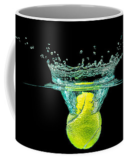 Tennis Ball Coffee Mug
