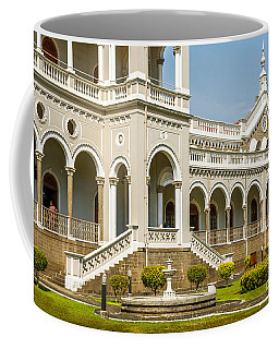 The Aga Khan Palace Coffee Mug by Kiran Joshi