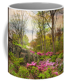The Azalea Garden Coffee Mug