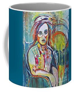 The Show Must Go On Coffee Mug