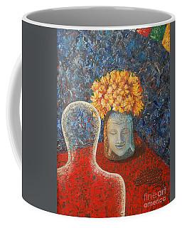 Tibetan Prayers Coffee Mug
