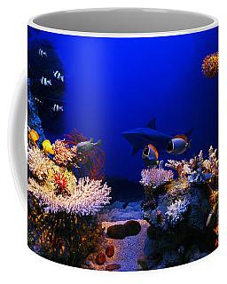 Underwater Scene Coffee Mug