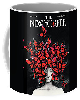 New Yorker March 29th, 2010 Coffee Mug