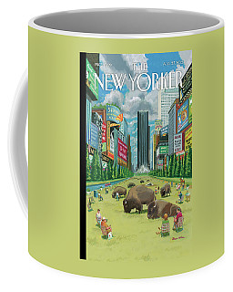 New Yorker August 27th, 2012 Coffee Mug