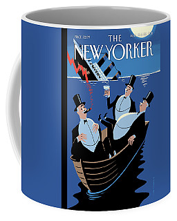 New Yorker August 15th, 2011 Coffee Mug