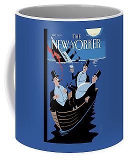 New Yorker August 15th, 2011 Coffee Mug